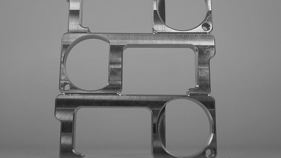 5-Pack Aluminum Essential Keychain Multi-Tool