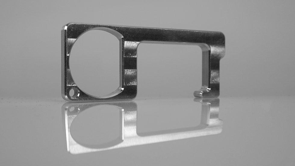 Aluminum Essential Keychain
