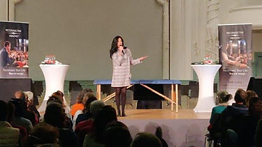 Cura Reconectiva Cristina Ramalho Formação