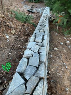 Retaining Wall Cheshire CT 1