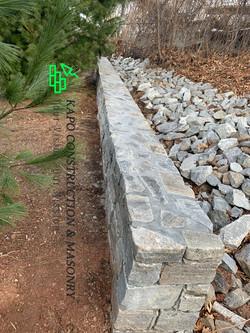 Retaining Wall Cheshire CT1
