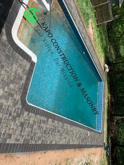 Paver Pool Deck New Britain