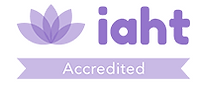 IAHT Accredited. International Allianceof Holistic Therapists.