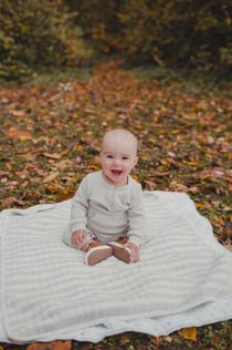 Seattle, Bellevue, Family, Baby, Smile, Fall, Photographer, PNW