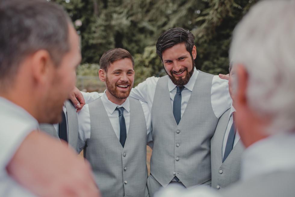 Seattle, Wedding, Groom, Groomsmen, Best Man, Brothers, PNW, Photographer