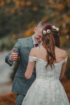 Seattle, Wedding, Bride, Groom, Dress, First Look, PNW, Photographer