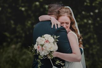 Seattle, Wedding, Bride, Groom, First Look, Bouquet, PNW, Photographer