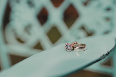 Portland, Wedding, Rings, Chair, PNW, Photographer