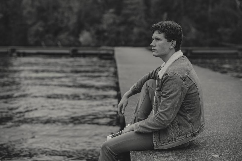 Seattle, Mercer Island, Luther Burbank, Senior, Portraits, Sunset, Photographer, PNW