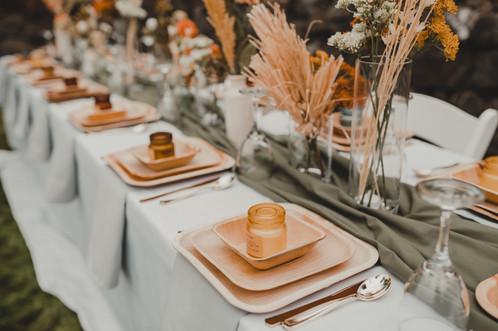 Seattle, Wedding, Dinner, Table, Flowers, Decorations, Venue, PNW, Photographer