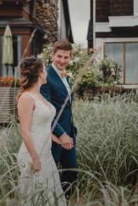 Seattle, Wedding, Bride, Groom, Dress, Walk, Outdoors, PNW, Photographer