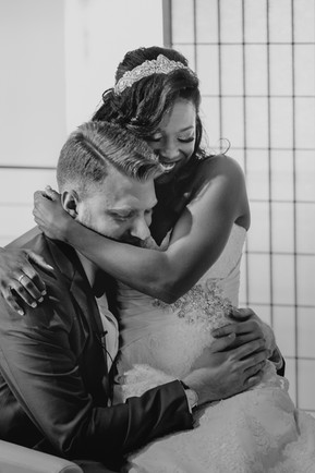 Portland, Wedding, Bride, Groom, Dress, Embrace, PNW, Photographer