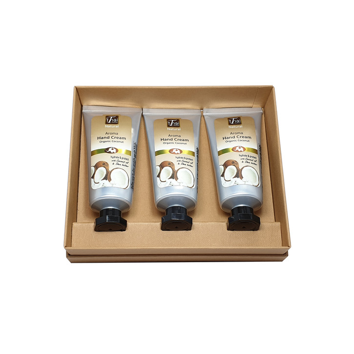 Happy Organic Coconut Set