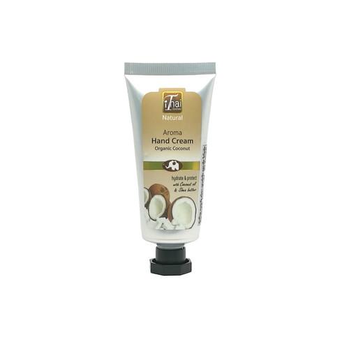 Aroma Hand Cream - Organic Coconut