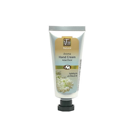 Aroma Hand Cream - Asian Floral (Fresh Jasmine)