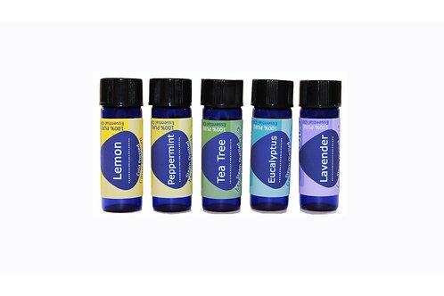 Travel Kit (5) 1 dram vials