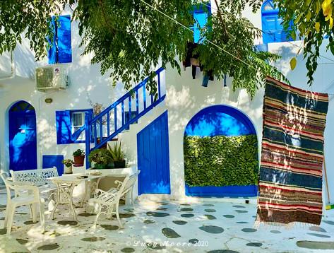 Mykonos blues