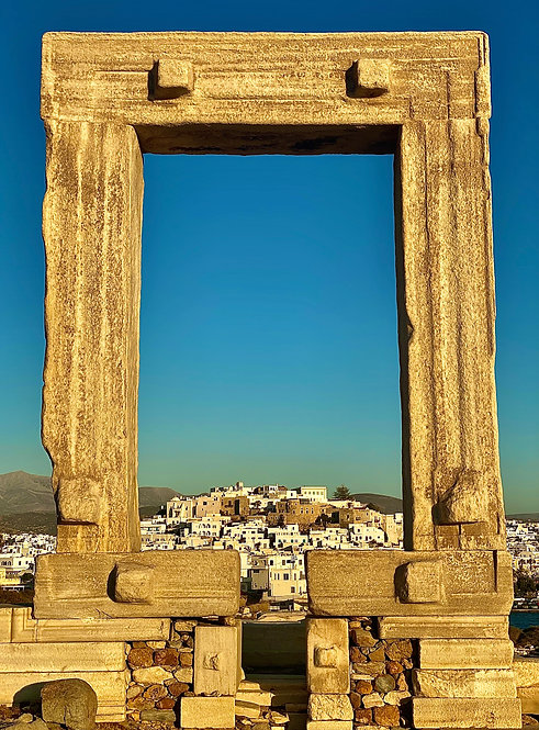 The window to Chora