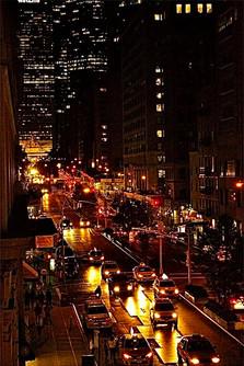 NY rush hour