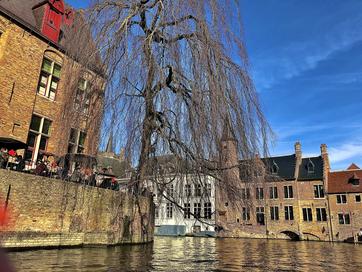 Boating Brugge