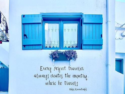 Window of wisdom