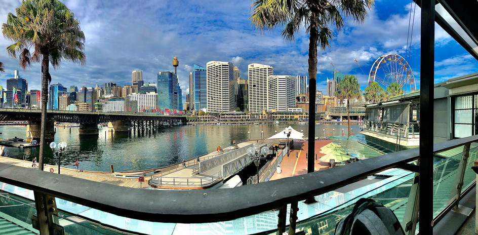 Central Sydney