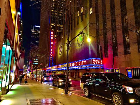 City Lights of NY