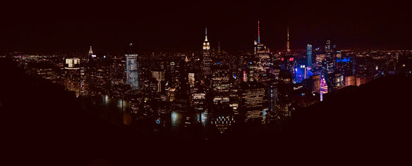 City nights NYC