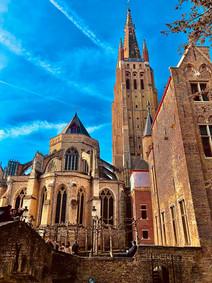 Churches of Belgium
