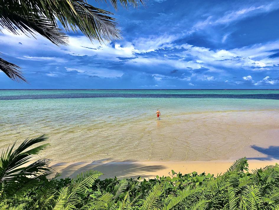 Fijian tranquility