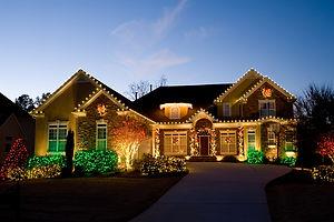 Holiday Lighting Video