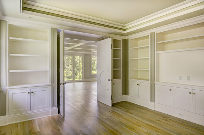 Interior Trim Carpentry