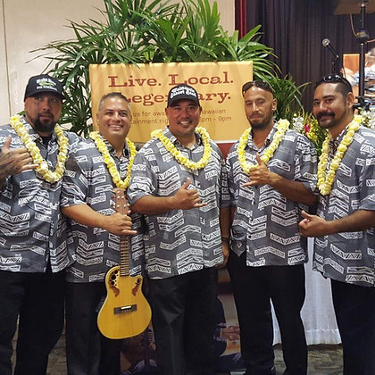 Mens Aloha Shirt