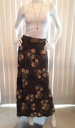 Moani bias Maxi Skirt XL
