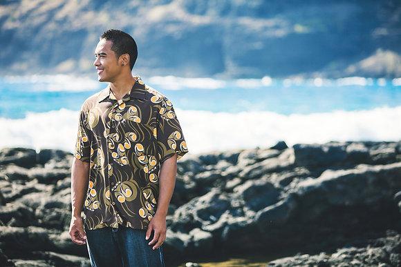 Men's Aloha Shirt XL