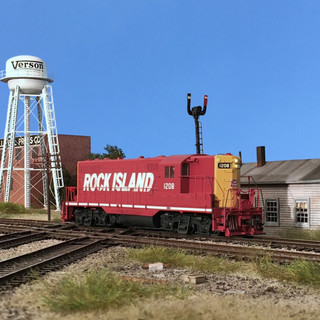 Pullman Junction, Chicago (HO Scale)