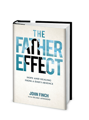 The Father Effect Book (Autographed)