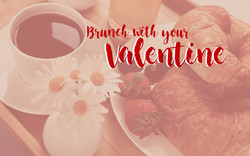 Brunch with Your Valentine