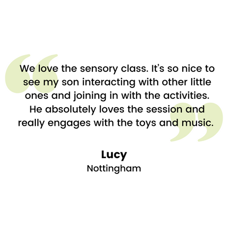 Review for Baby Sparks Sensory in Nottingham