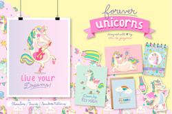 Forever Unicorns Collection