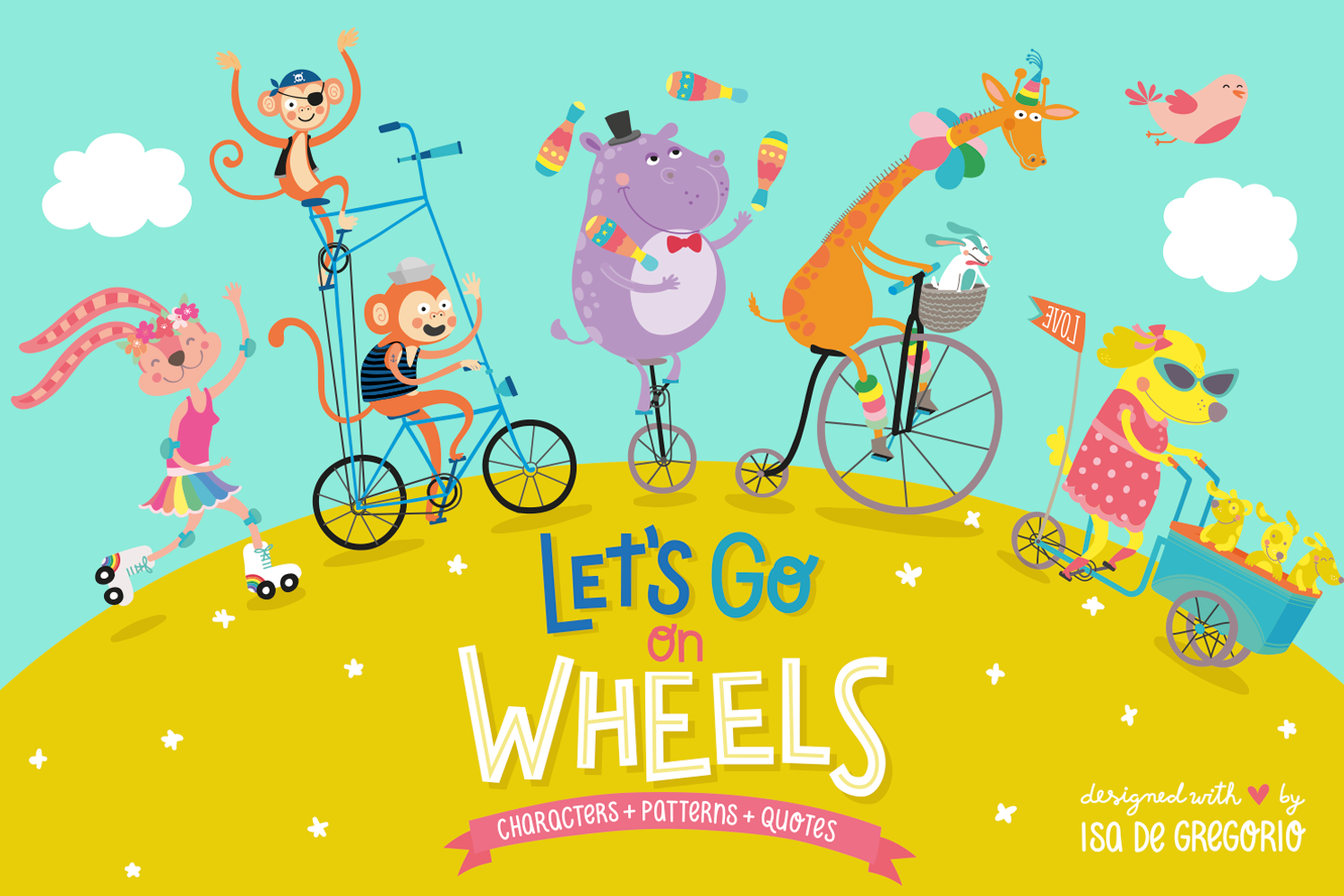 Let's go on Wheels