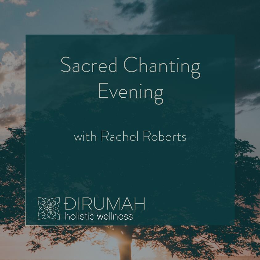 Sacred Chanting Evening