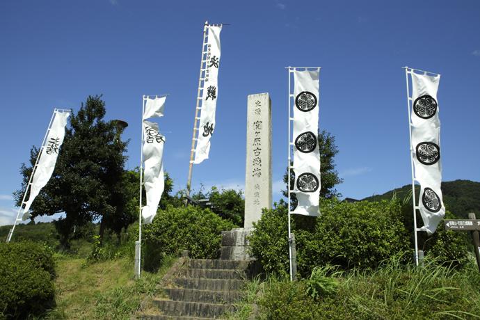 関ヶ原古戦場-決戦地