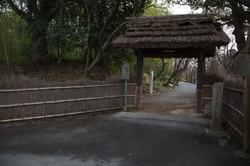 お茶屋屋敷跡(現ぼたん園)