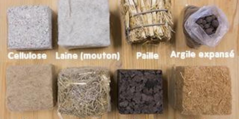 Découverte des matériaux isolants