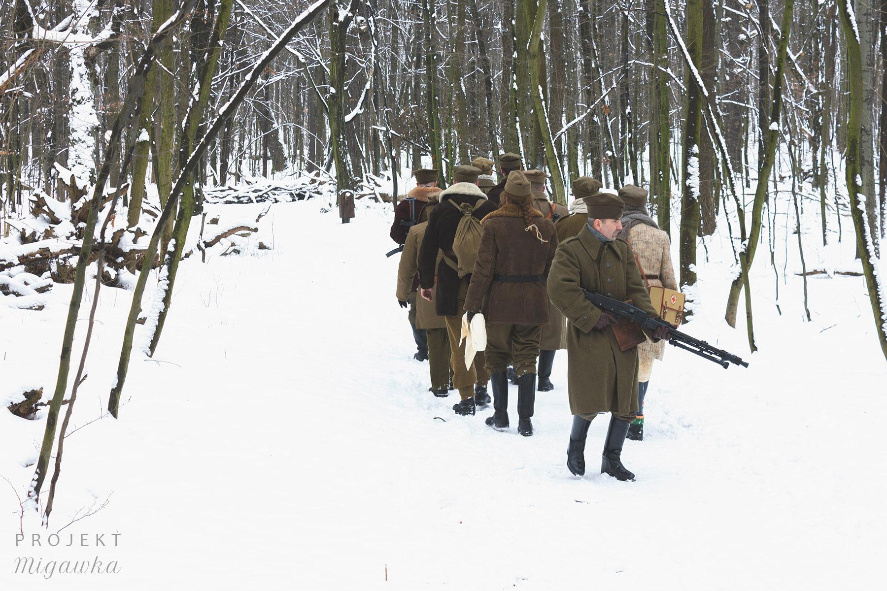 Sesja zdjęciowa Żołnierze Wyklęci (28)