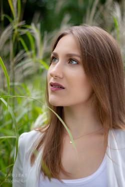Justyna - sesja w ogrodach BUW (20)