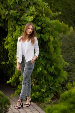 Justyna - sesja w ogrodach BUW (4)