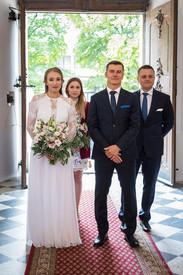 Ania i Konrad - Ślub w Lesie Bielańskim 2