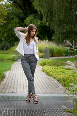 Justyna - sesja w ogrodach BUW (18)
